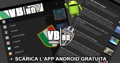 Scarica l'app gratuita android VB CHANNEL