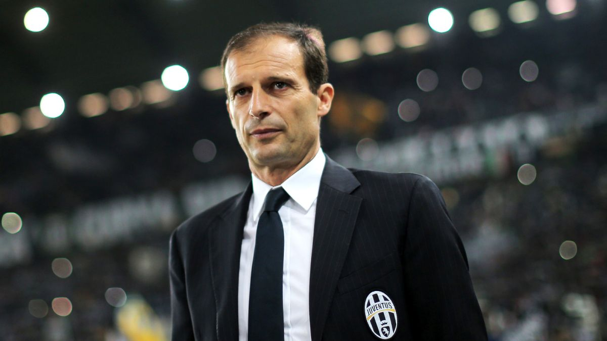 Palermo Juventus Allegri