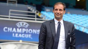 Juventus siviglia allegri