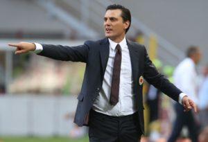 Montella pre Milan-Juventus