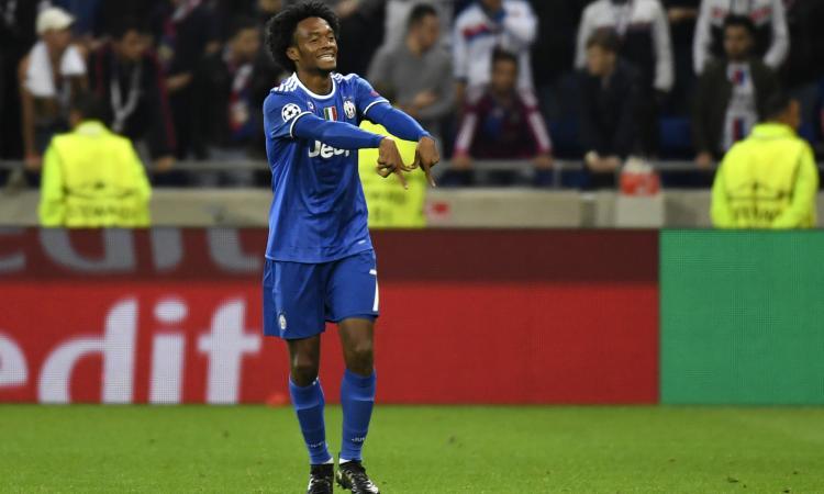 Olympique Lyonnais-Juventus 0-1