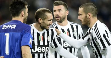 """Perillo (RAI): """"La Juve più debole senza Bonucci e il Napoli è più vicino"""""""