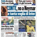 Rassegna stampa sportiva 24 marzo