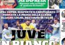 "Rassegna stampa sportiva | ""Juve in bianco"" ""La Juve prende fiato"""