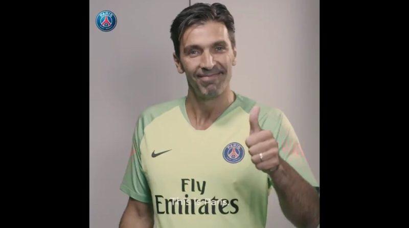 Ufficiale, Buffon al PSG