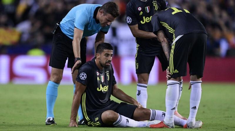Juventus, I convocati: out Khedira per aritmia atriale