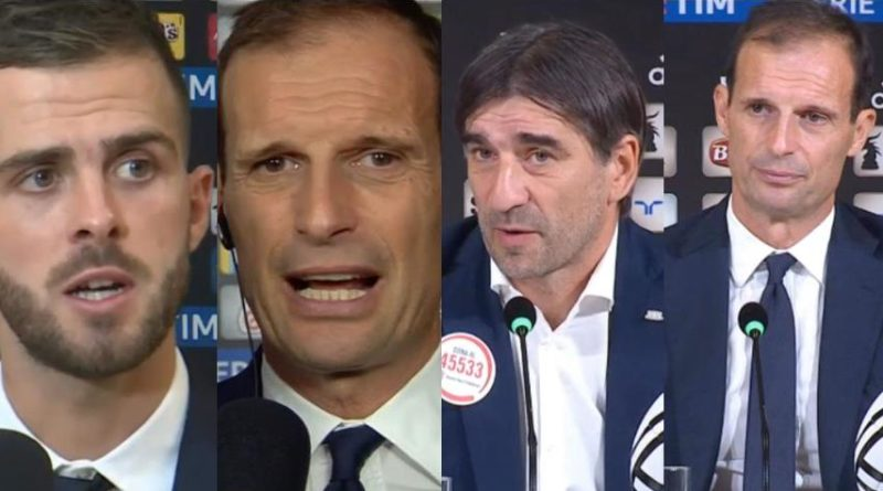 VIDEO | Juventus-Genoa 1-1: Interviste ALLEGRI, PJANIC e conferenze