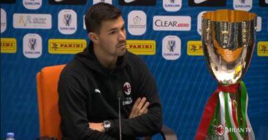 VIDEO   Conferenza stampa Romagnoli e Gattuso pre Juventus-Milan