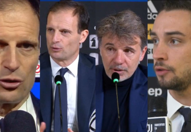 VIDEO | Juventus-Frosinone 3-0: Interviste e conferenze post partita
