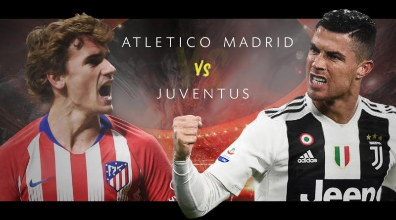 VIDEO | Atletico Madrid-Juventus, promo motivazionale