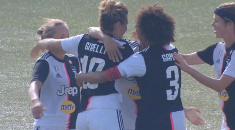VIDEO | Juventus Woman-Florentia 3-1: gol e highlights
