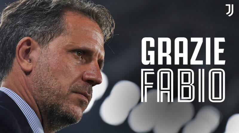 Ufficiale, Fabio Paratici lascia la Juventus: il comunicato