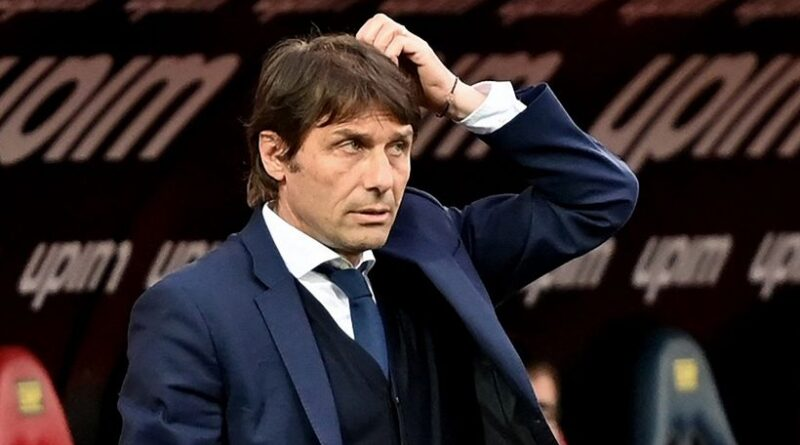 Ufficiale, Conte via dall'Inter